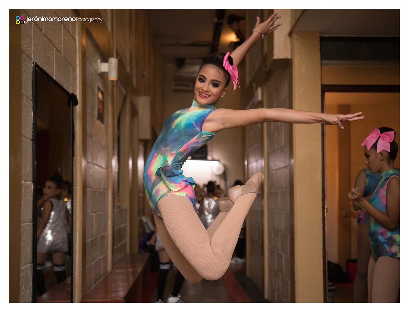 Academía de danza Star Jazz de Mazatlán